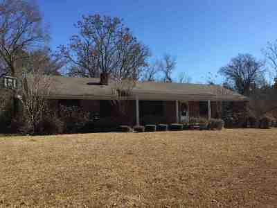 Neshoba County Single Family Home For Sale: 13500 N Highway 19 Hwy
