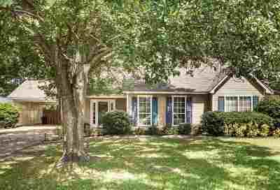 Flowood Single Family Home For Sale: 861 Laurel Dr