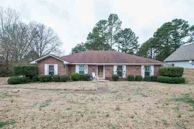 Ridgeland Single Family Home For Sale: 7059 Edgewater Dr