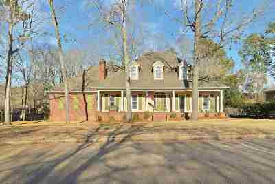 Pearl Single Family Home Contingent/Pending: 674 Spring Lake Dr