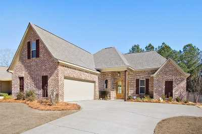 Rankin County Single Family Home Contingent/Pending: 130 Caledonian Blvd