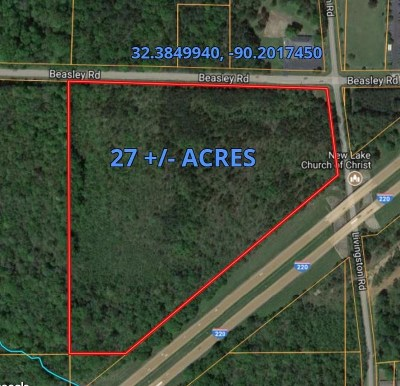 Jackson Residential Lots & Land For Sale: Beasley Rd