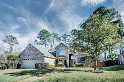 Brandon Single Family Home For Sale: 118 Bridgepointe Blvd