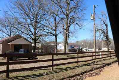 Attala County Residential Lots & Land For Sale: Attala County Rd 3111