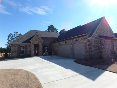Madison Single Family Home For Sale: 136 Greenway Ln #lot 832