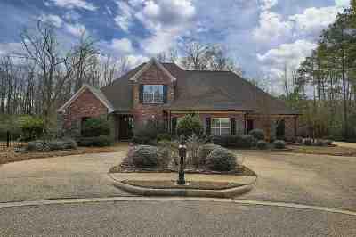 Brandon Single Family Home For Sale: 105 Keystone Pl