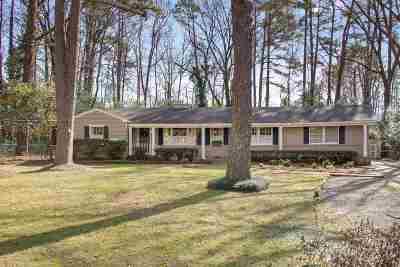 Jackson Single Family Home For Sale: 3981 Nassau St