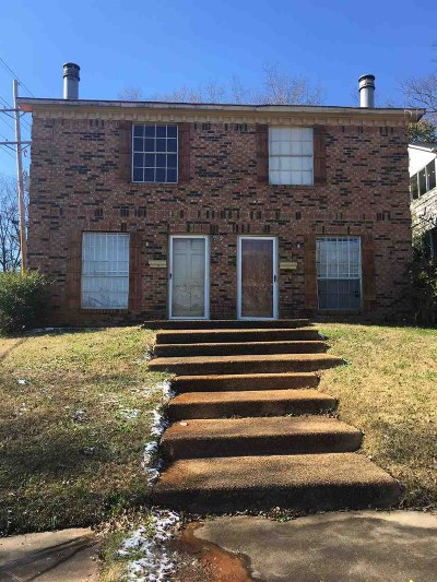 Jackson Multi Family Home For Sale: 905 Whitworth St