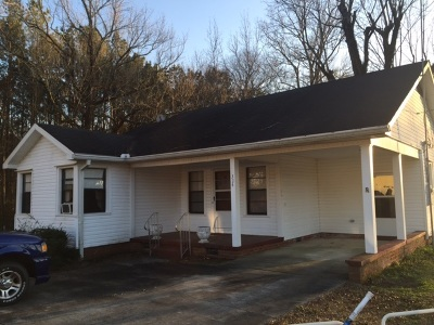 Walnut Grove MS Single Family Home For Sale: $43,000