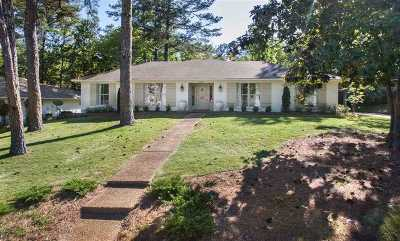Jackson Single Family Home Contingent: 4421 Woodlark Dr