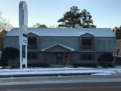 Lincoln County Commercial For Sale: 711 Brookway Blvd