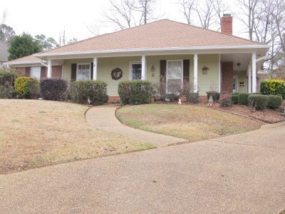 Brandon Single Family Home For Sale: 4 Piedmont Cv