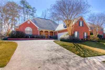 Brandon Single Family Home For Sale: 102 Woodlands Park Dr