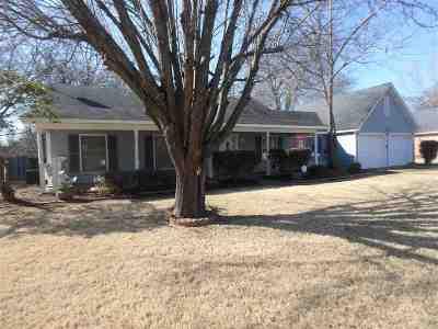 Ridgeland Single Family Home Contingent: 405 Harvest Dr
