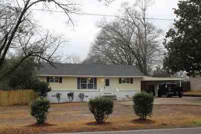 Ridgeland Single Family Home For Sale: 461 S. Wheatley St