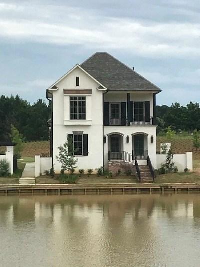 Madison Single Family Home For Sale: 316 Stone Lake Cove