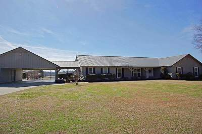 Neshoba County Single Family Home For Sale: 10610 St. Francis