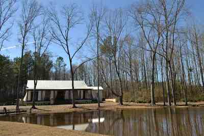 Rankin County Single Family Home For Sale: 266 Raymond Purvis Rd