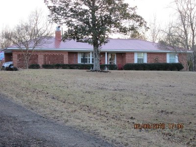 Leake County Single Family Home For Sale: 11592 Hwy 488 Hwy