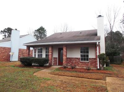Byram Single Family Home For Sale: 2014 Fox Hill Ln