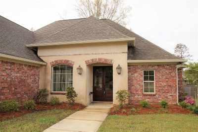 Canton Single Family Home For Sale: 122 Bridgeton Cir