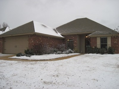 Pearl Single Family Home For Sale: 917 Clubhouse Dr