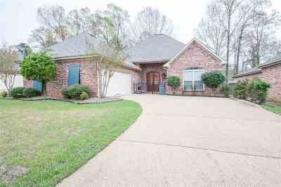 Pearl Single Family Home For Sale: 524 Asbury Lane Dr