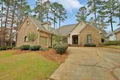 Brandon Single Family Home For Sale: 131 Pine Ridge Cir