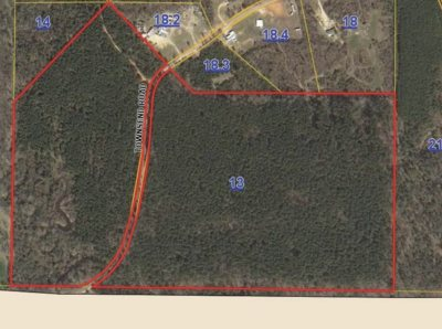 Scott County Residential Lots & Land For Sale: Townsend Rd