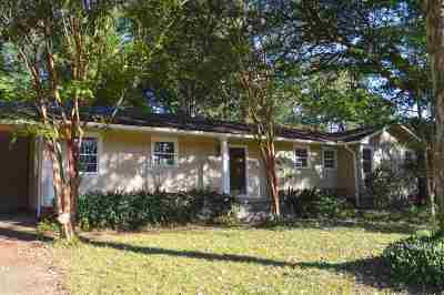 Jackson Single Family Home For Sale: 3748 Crane Blvd