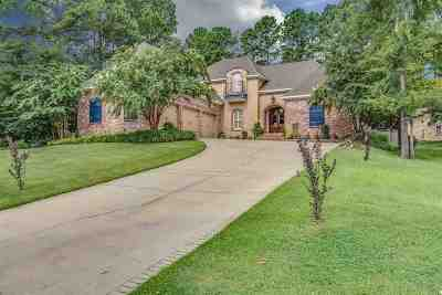 Madison Single Family Home For Sale: 135 Wrights Mill Dr