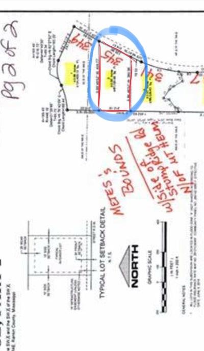 Brandon Residential Lots & Land For Sale: 345 Stump Ridge Rd