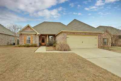 Rankin County Single Family Home For Sale: 220 Greenfield Ridge Dr