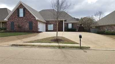Rankin County Single Family Home For Sale: 412 Providence Dr