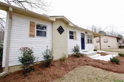 Rankin County Single Family Home For Sale: 118 S Foxhall Rd