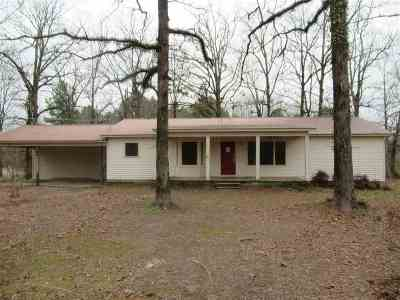 Carthage Single Family Home For Sale: 546 County Line Rd