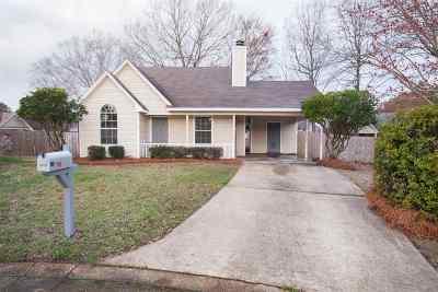 Rankin County Single Family Home For Sale: 1217 Barnett Bend Cv