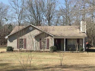 Rankin County Single Family Home For Sale: 141 Mink Branch Rd