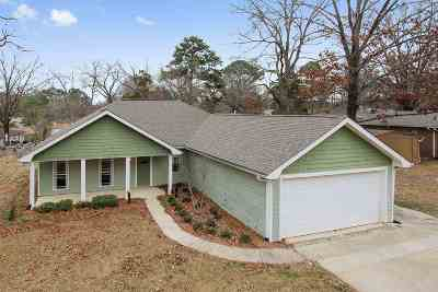 Pearl Single Family Home For Sale: 3236 Crafton St