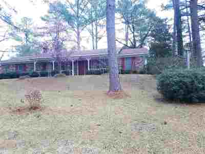 Mendenhall Single Family Home For Sale: 1007 Bob St