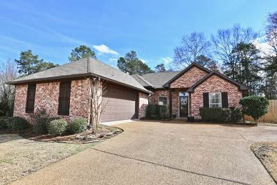 Canton Single Family Home Contingent: 103 Keating Cir
