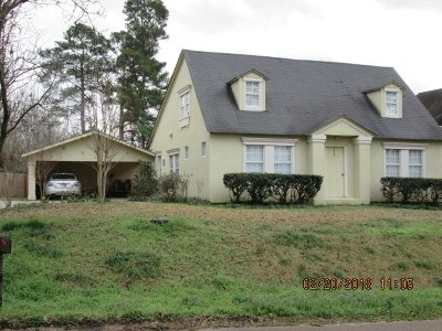 Leake County Single Family Home For Sale: 204 N Jordan St
