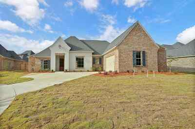Flowood Single Family Home For Sale: 208 Duchess Ct