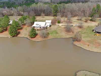 Hinds County Single Family Home Contingent/Pending: 150 Five Point Ln