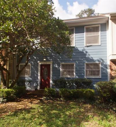 Jackson Townhouse For Sale: 4119 Roxbury Rd