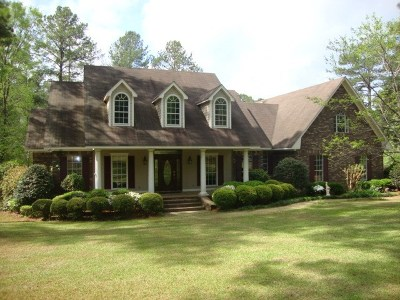 Mendenhall Single Family Home Contingent: 1401 Simpson Hwy 149