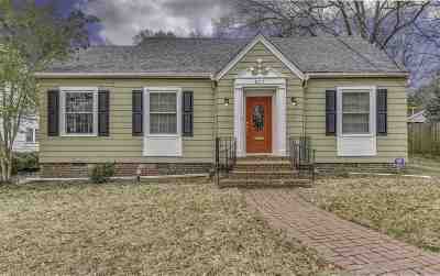 Jackson Single Family Home For Sale: 631 Chickasaw Ave