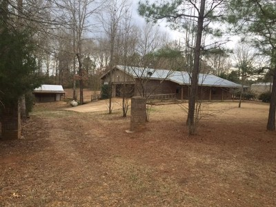 Carthage MS Single Family Home Contingent/Pending: $84,000