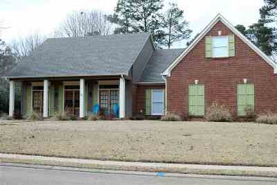 Madison Single Family Home For Sale: 204 Windrose Dr