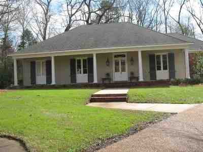 Ridgeland Single Family Home For Sale: 110 Clairemont Dr
